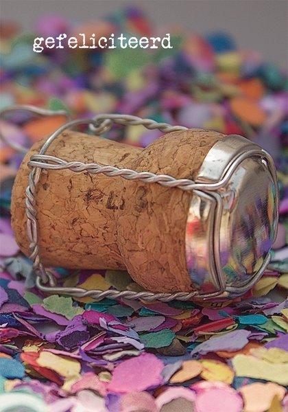 Champagne Kurk Closeup