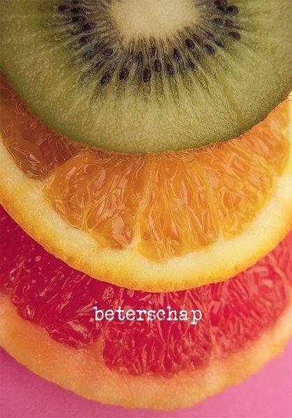FairMail Beterschap Fruit Closeup