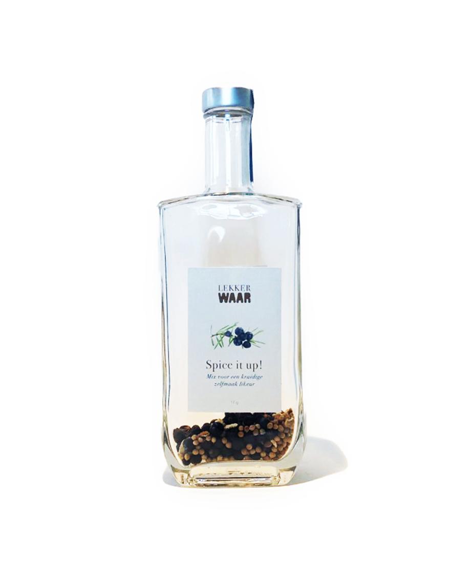 LekkerWAAR Gin spices 750ml