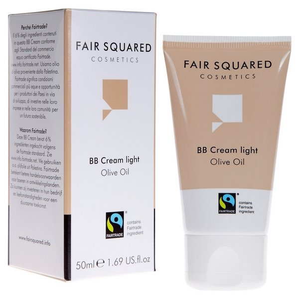 Fair Squared Fair Squared Bb Cream Light 50ml