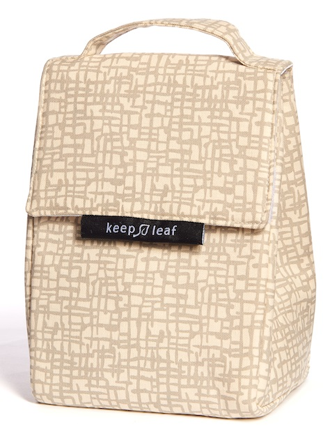 Keep leaf Lunch Bag Mesh 254x180x127 Mm