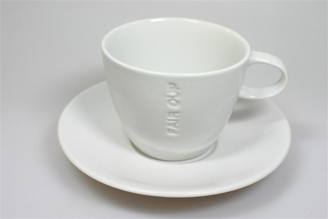 Fair Cappuccino Cup
