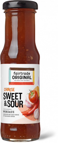 Woksaus Sweet & Sour, MH, 150ml