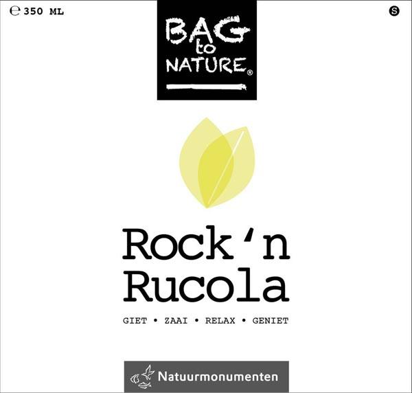 Bag to Nature Rock 'N Rucola
