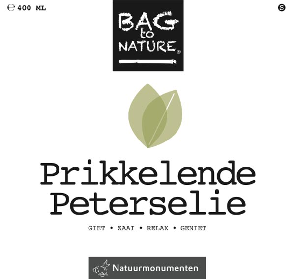 Prikkelende Peterselie