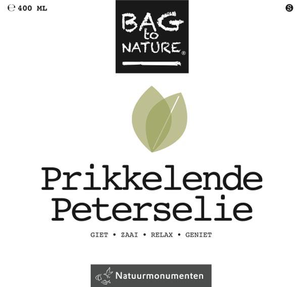 Bag to Nature Prikkelende Peterselie