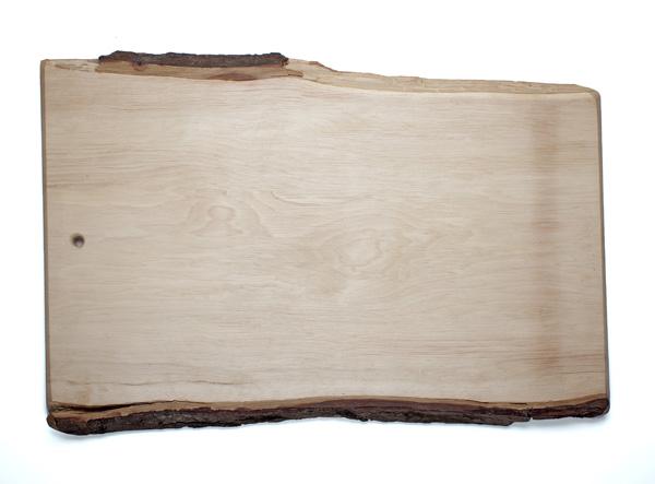 Presenteerplank Haagbeuk 50cm
