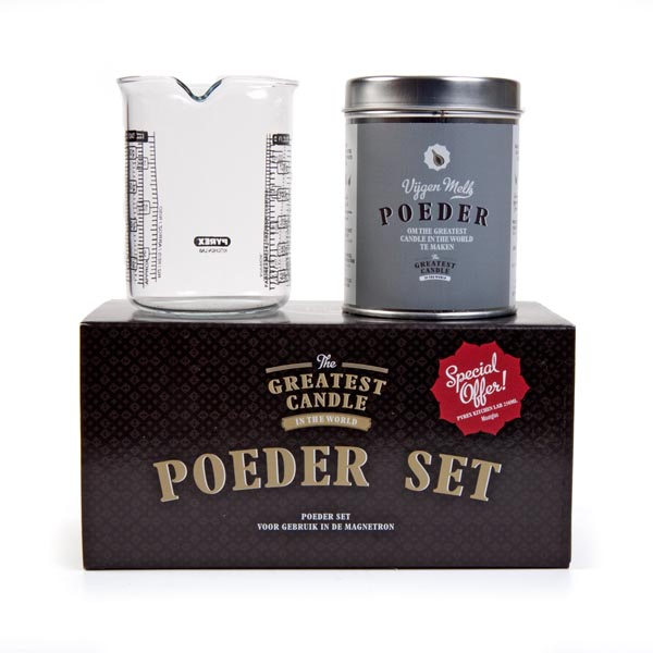 The Greatest Candle Tgc-Kit Fig Milk