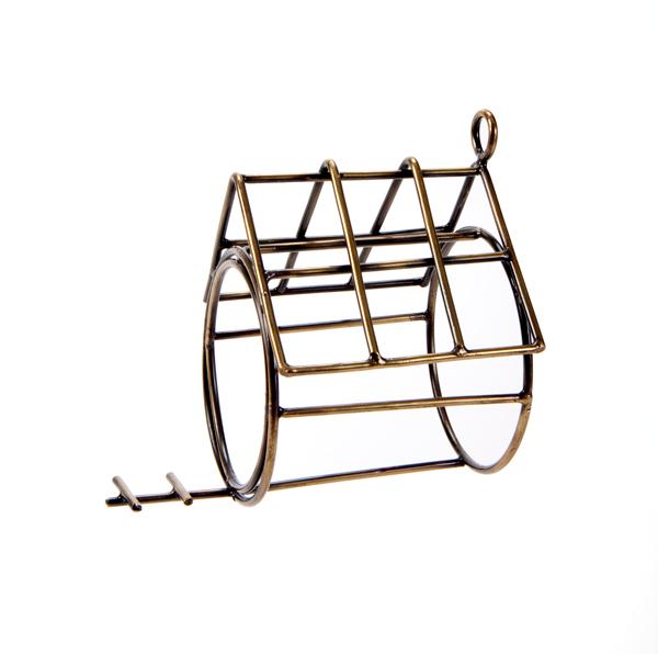 Vogel Voederhuisje 'Wire' Metaal (8711741350904)