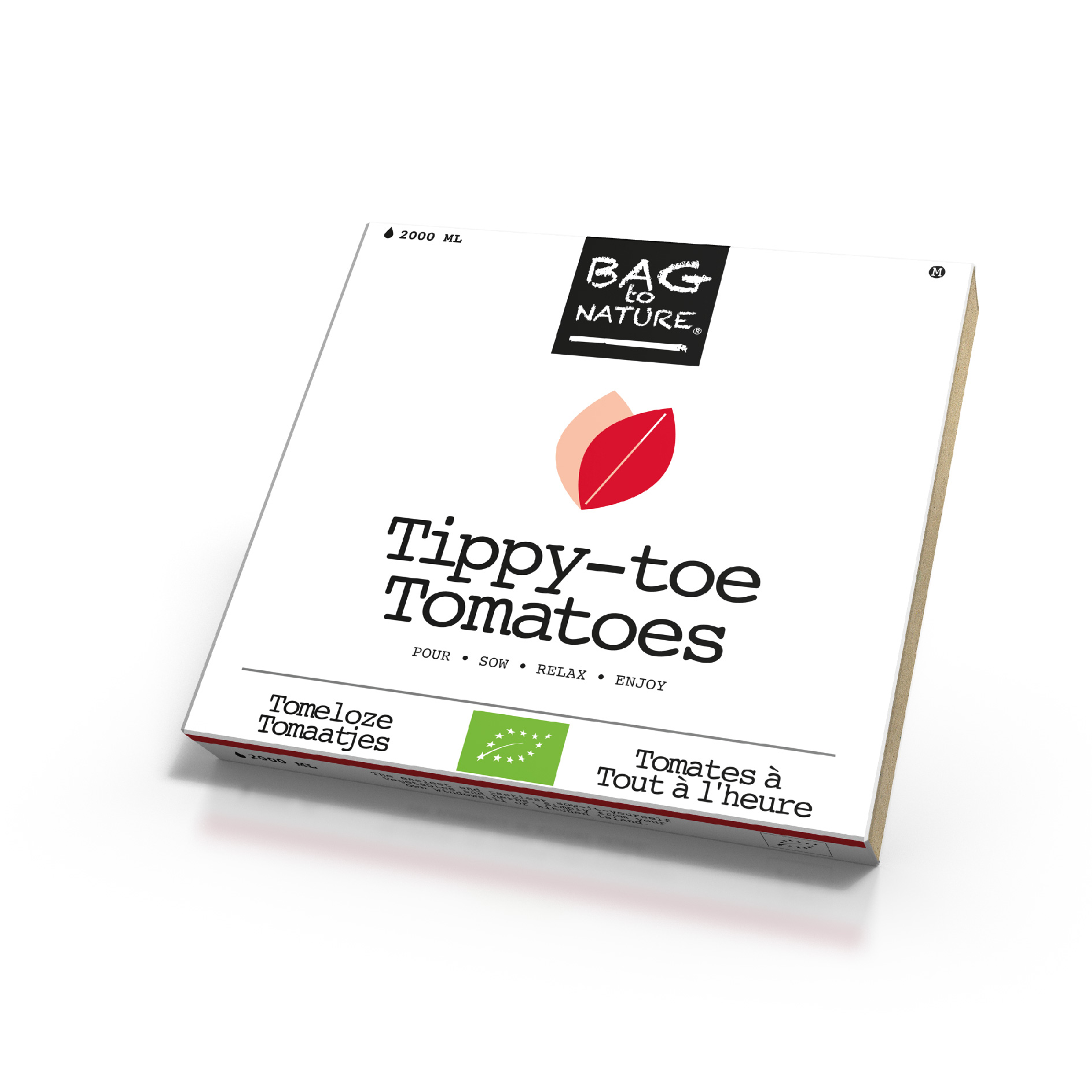 Tippy-Toe Tomatoes
