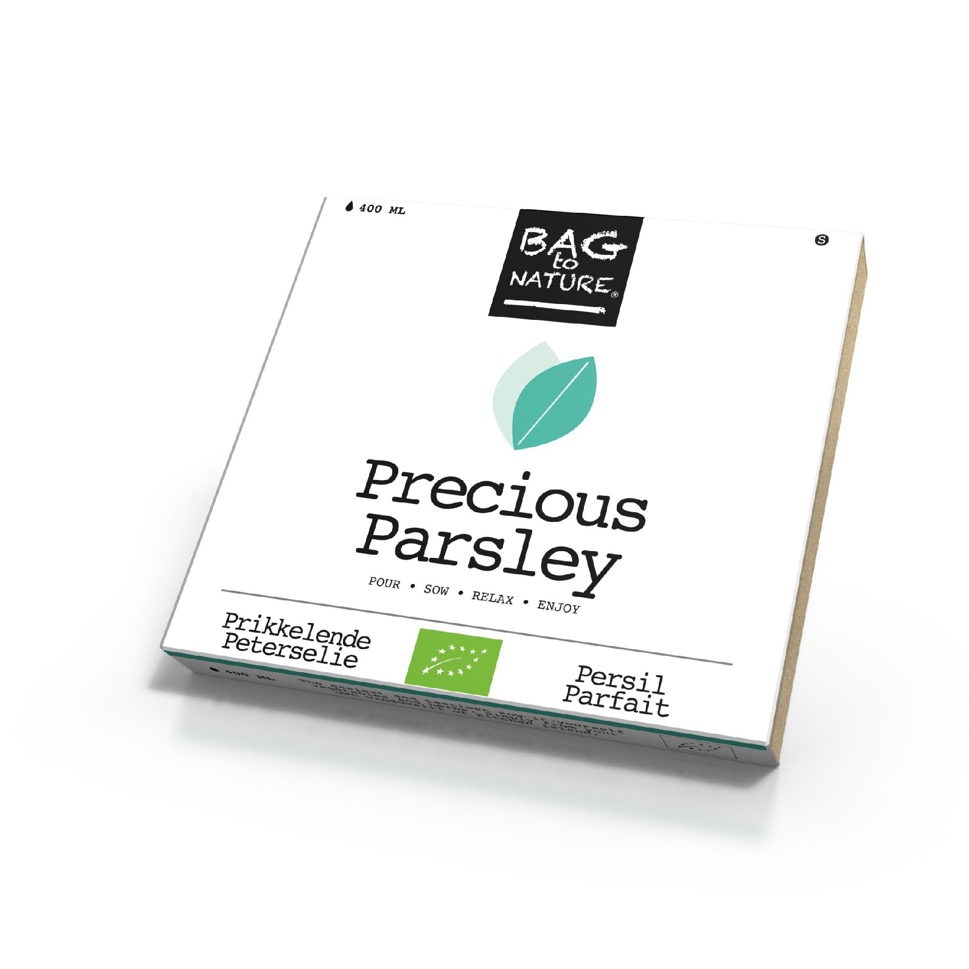 Precious Parsley