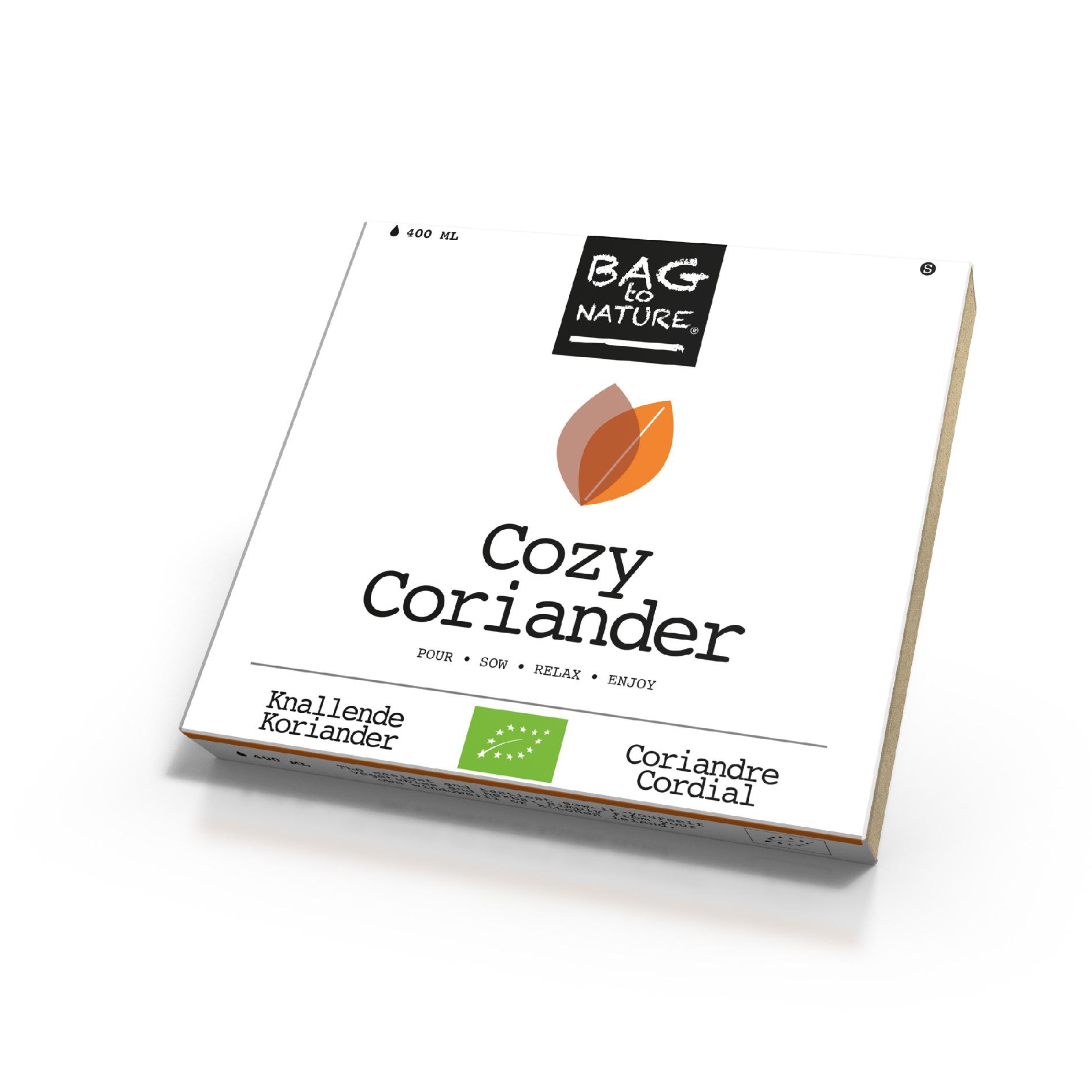 Cozy Coriander