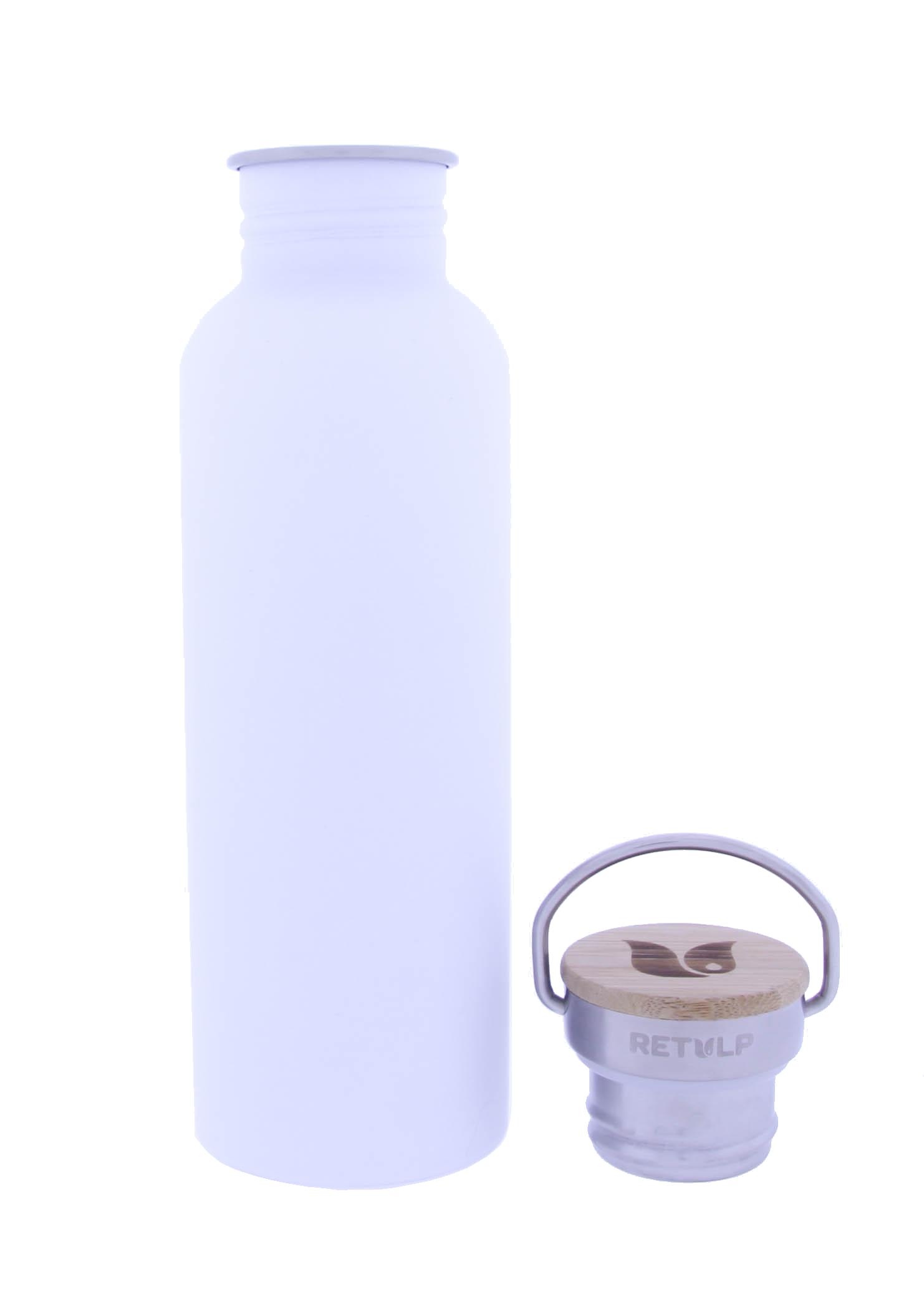 Retulp Urban Chalk White met Bamboo dop 750ml