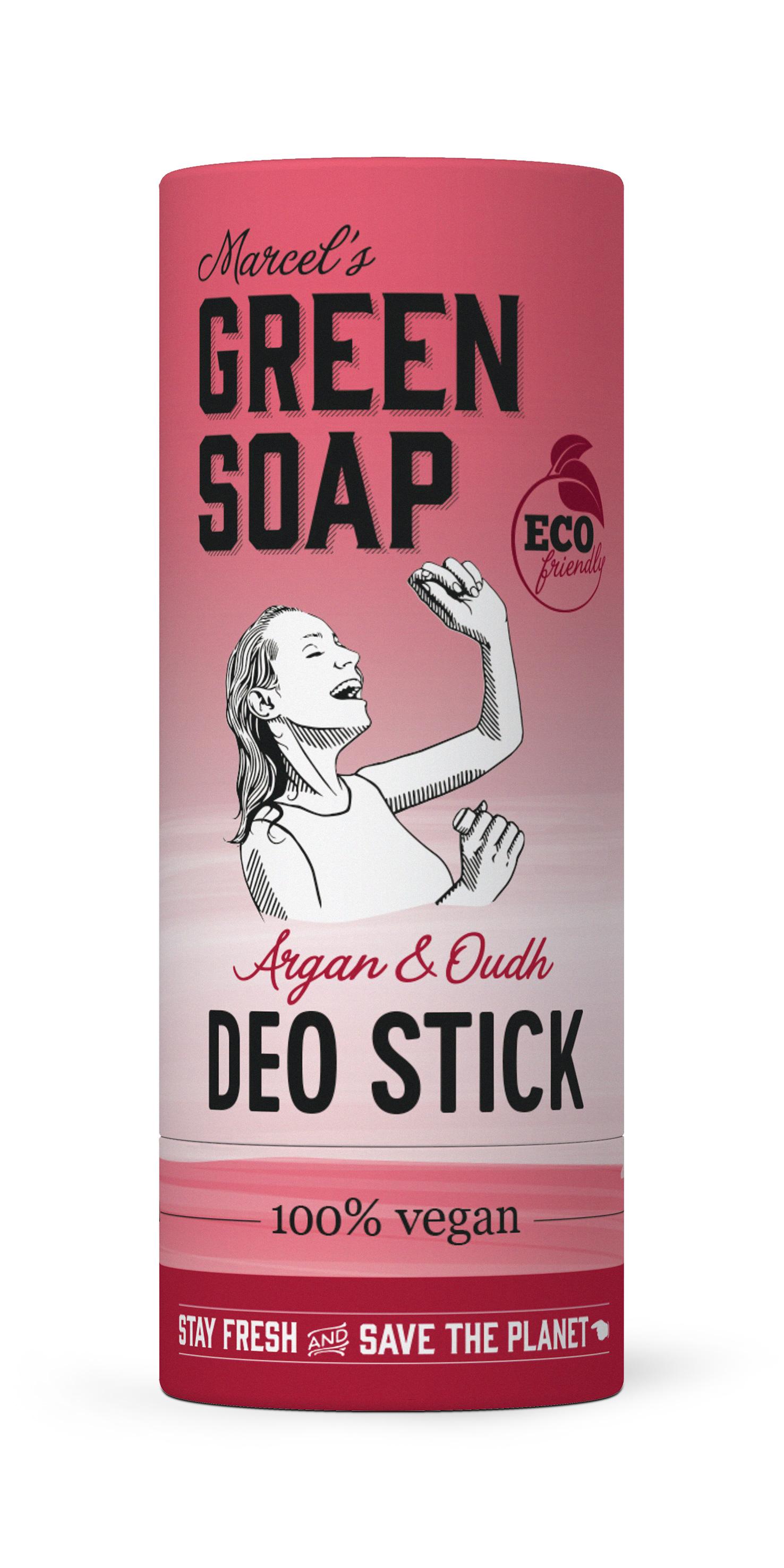Deo Stick Argan & Oudh 40g