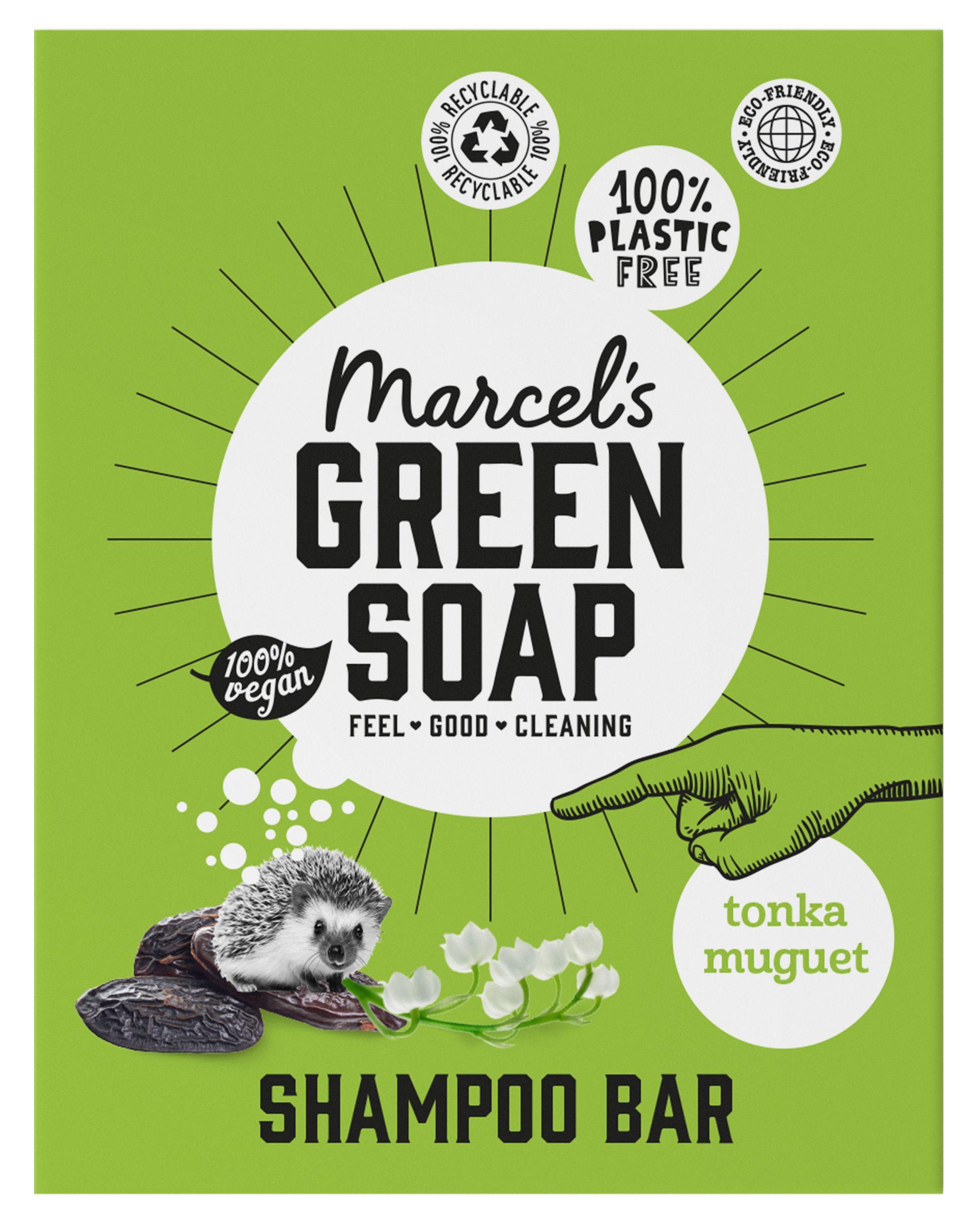 Shampoo Bar Tonka & Muguet, 90g