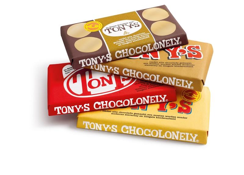 Tony Melk Crunchy Hazelnoot rondjes 180g